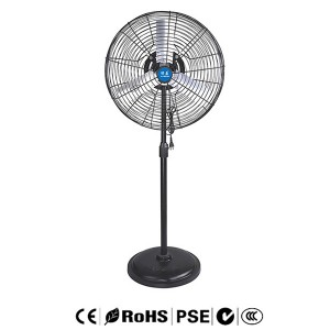 Best-Selling Master Industrial Fan - Floor type fan HW-18I08 – Wenling Huwei