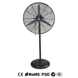 "Manufactur standard Industrial Wall Fan 26 - Industrial Stand Fan (20""26""30"") – Wenling Huwei"