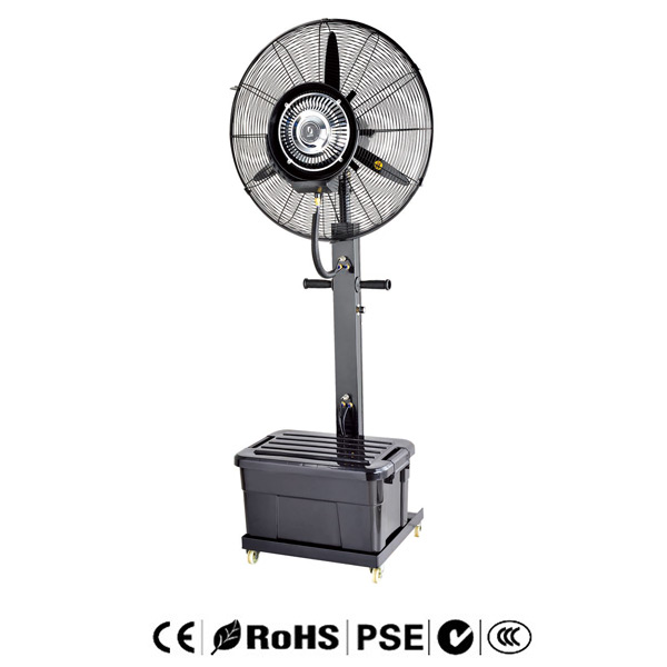 Factory Free sample Royal Mist Fan - Outdoor Misting Fan With Tank  – Wenling Huwei