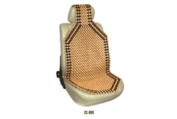 18 Years Factory Heated Car Seat Pads - Handmade design wooden bead car seat cover for summer – Yuancheng