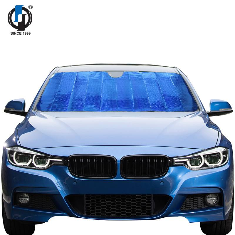 Factory Supply Rear Sunshade - Laser film customized sun shade SS-61520/24 – Yuancheng