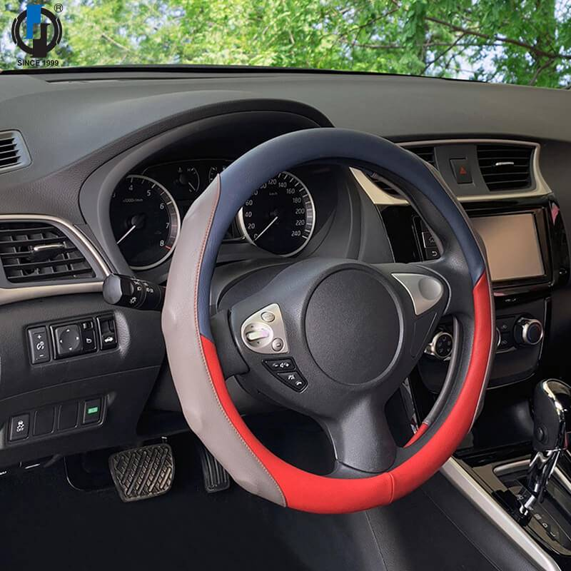 Good quality Hello Kitty Steering Wheel Cover - Customized Steering Wheel Cover SWC-61501~15 – Yuancheng