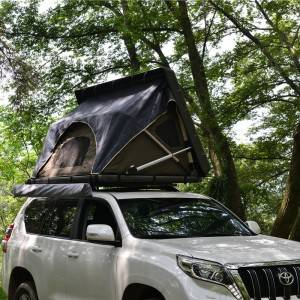 Competitive Price for Camping Car Roof Tent - Hard top automatic car roof tent/hard top manual car roof tent – Yuancheng