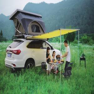 Popular Design for Foldable Car Roof Top Tent - Side awning – Yuancheng