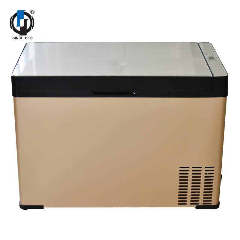 Wholesale Discount Portable Car Cooler 12v - Car Refrigerator YC-50SS – Yuancheng