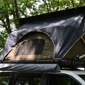 Hard top automatic car roof tent/hard top manual car roof tent