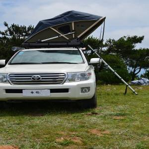 Soft top automatic single driving tent/soft top manual single driving tent