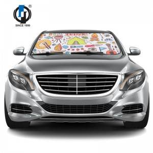 170T/190T/210T Polyester Car Sunshade