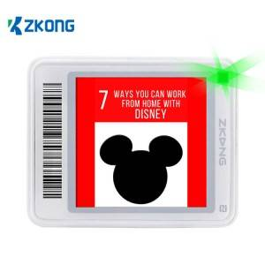 Reasonable price for Printable Price Tag Stickers - Digital price display for supermarket – Zkong