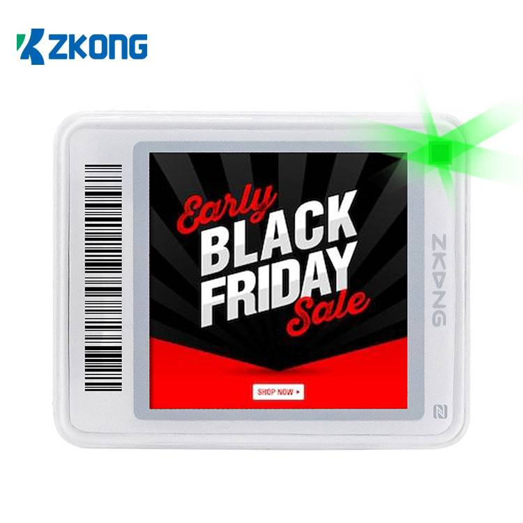 Hot Selling for Color Epaper Display - Electronic Shelf Label pricer retail display price tags esl system – Zkong