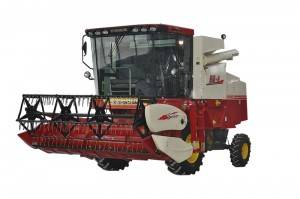 8A Rice/wheat combine harvester