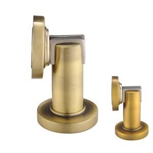 Reasonable price for Pocket Door Roller - Zinc Alloy Door Stopper Serie  808AA AB – Qianchuan