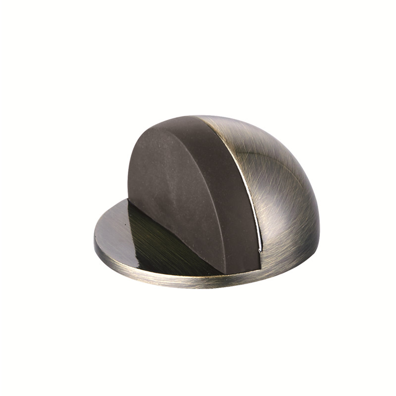 factory customized Door Stopper Malaysia - Zinc Alloy Door Stops Series 002 AB – Qianchuan
