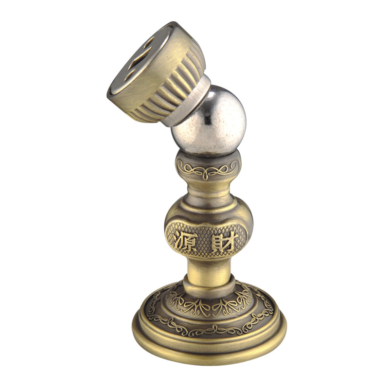 Discountable price Zinc Alloy Door Stop - European Door Stopper Series 757 AB – Qianchuan