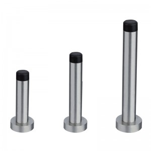 factory Outlets for Door Support Wheel - Zinc Alloy Door Stops Series 009 long size – Qianchuan