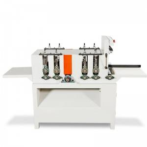 MJ-4003 Single spindle multiple saw machine