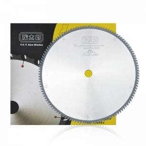 MTL Saw blade for Aluminum cutting saw blade