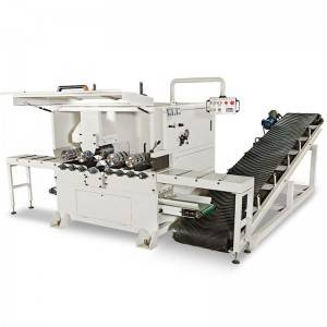 MJ-3016 Plank multiple saw machine