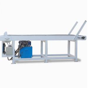 MJ-2030 Round log Feeding table