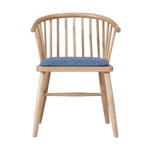 Solid Wood Princess Chair