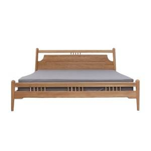 1801 Solid Wood Bed
