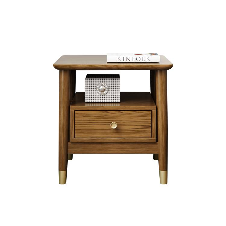 Solid wood night stand~SD-W708 Featured Image