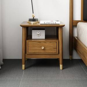 Solid wood night stand~SD-W708