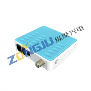 FTTH mini Optical Receiver with WDM