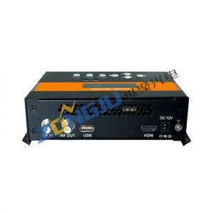 ZJ3524 DVB-T SD&HD Encoder & Modulator with USB