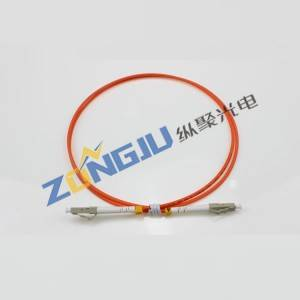 LC Single Mode Fiber Optic Patch Cord