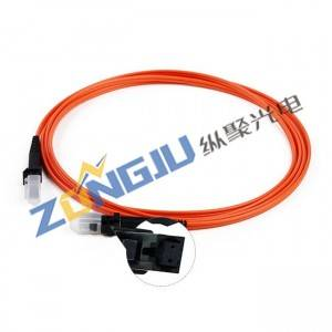 MTRJ to MTRJ Fiber Optic Patch Cord