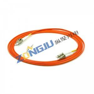LC to LC OM1 Duplex Patch Cord