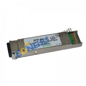 Chinese wholesale External Modulation Optical Transmitter - 10Gb/s Bidi Multi-rate XFP Optical Transceivers OPXPB321X3CDL10 –  Zongju