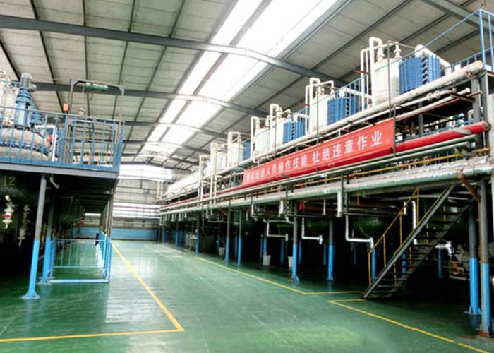 Zouping Mingxing Chemical is stepping forward to digital chemical plant