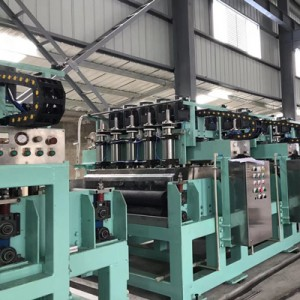 Mirror Finishing Machine for Cold Rolling Coil ...