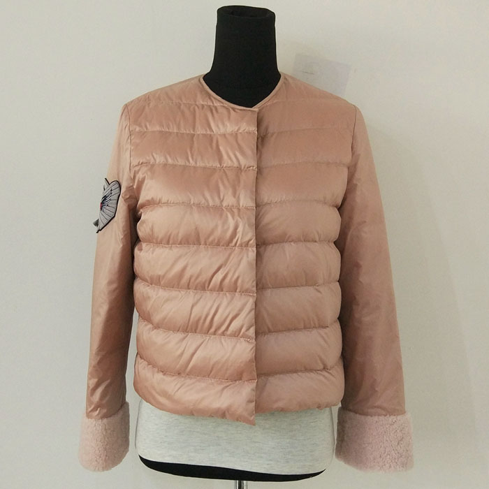 Hot Sale  Winter Women Apparel Fashional Down Coat Jackets Featured Image