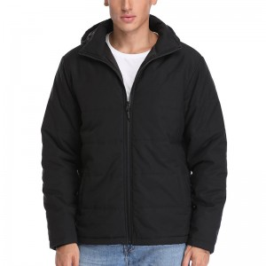 High Performance Hoodies Sweatshirts - Men's heated padded jacket  – Hengqianxiang