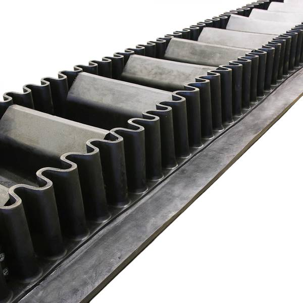 Corrugated Sidewall Conveyor Belt Featured Image