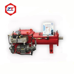 2020 wholesale price  Kneading Block - SANB Three Screw Gearbox for High filling/Masterbatch machine – Nanjing Zhitian