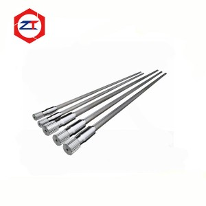 Professional China Twin Screw Extruder Parts Screw Shaft - Cold rolling mandrel shaft – Nanjing Zhitian