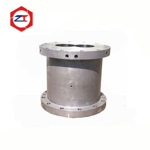 Good Wholesale Vendors Screw Elements Barrel - Twin screw Feed machinery barrel – Nanjing Zhitian