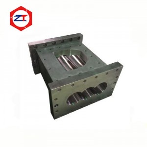 2020 Good Quality Feed Machine Spare Part - Three screw Barrel for High filling/Masterbatch machine – Nanjing Zhitian