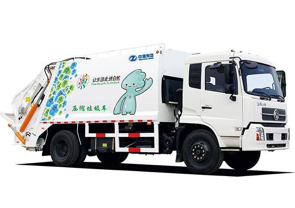 Vullis Compression Truck