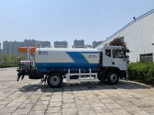 10cbm Disinfection truck