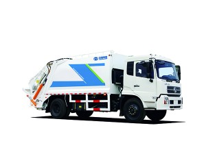 8cbm Garbage Compression Truck