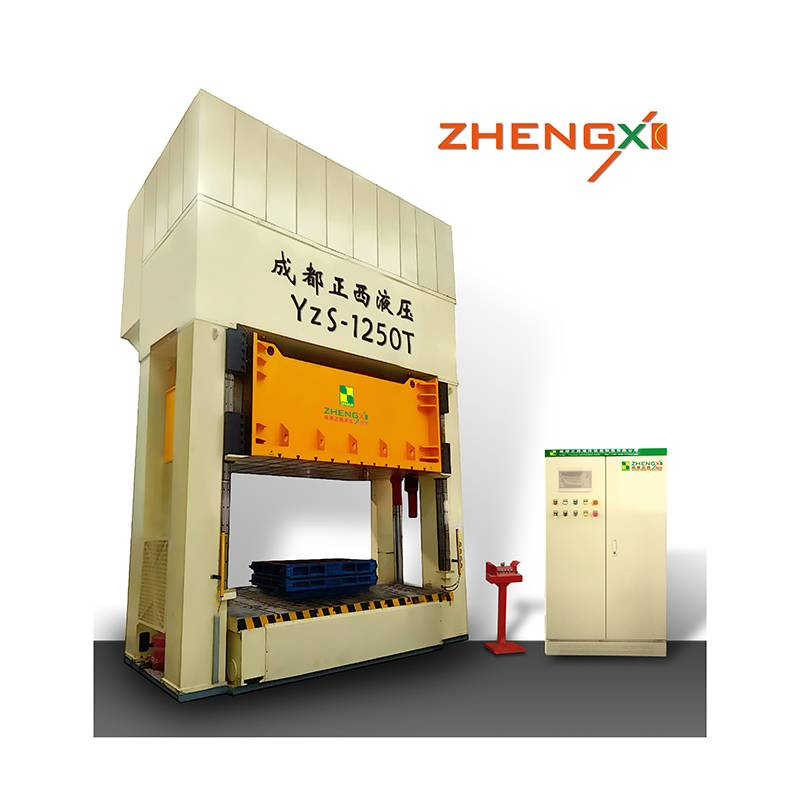 Factory wholesale Hydraulic Deep Drawing Press Price - H frame metal deep drawing hydraulic press – Zhengxi