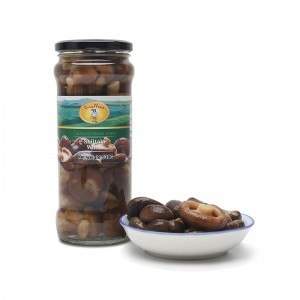 2020 China New Design Canned Oyster Mushrooms - Marinated Shiitake Whole – Excellent Company
