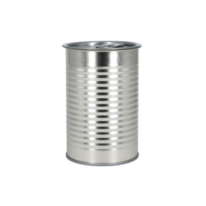 Super Lowest Price Tinplate Bottom Lid - 15oz Food Cans with Easy Open Lids – Excellent Company