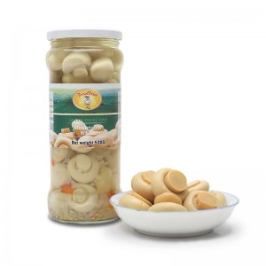 OEM manufacturer Canned Fruit In Glass Jar - Marinated Champignon Whole – Excellent Company