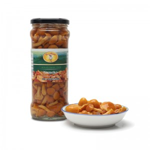 OEM Manufacturer Canned Yellow Peach Dice In Light Syrup - Marinated Nameko – Excellent Company